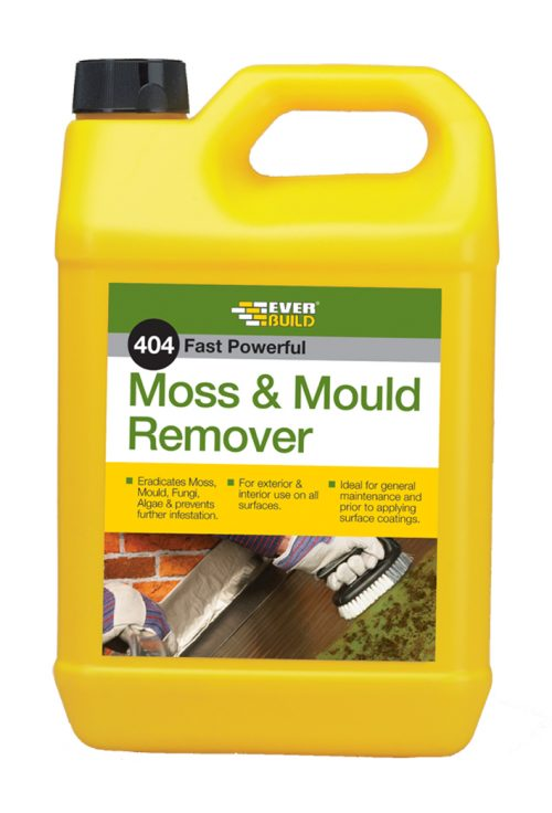 Moss and Mould Remover