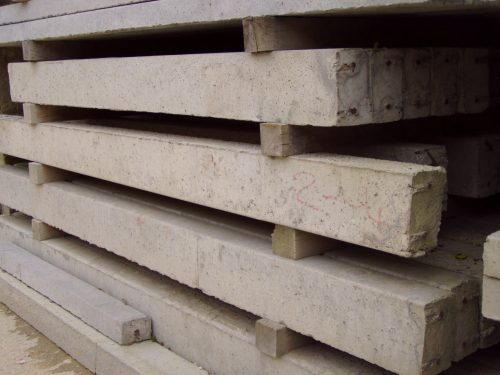 150 x 100 mm Prestressed Concrete Lintel