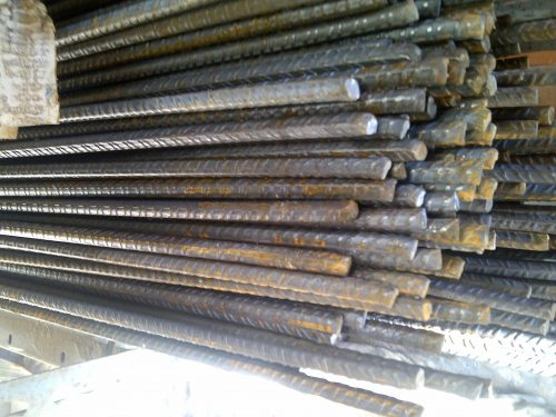 3m x 12mm Reinforcing Bar