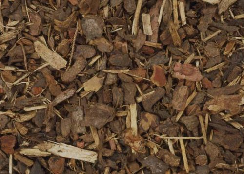 bulk bag Spruce Ornamental Bark Mulch