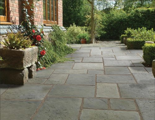 Manufactured Paving