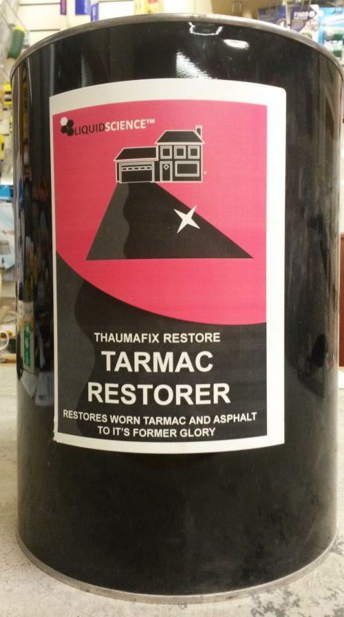 4 x 5 litres Thaumafix Tarmac Restorer