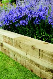 Timber Landscaping Sleepers