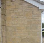 Bradstone Tooled Walling - Buff Shade