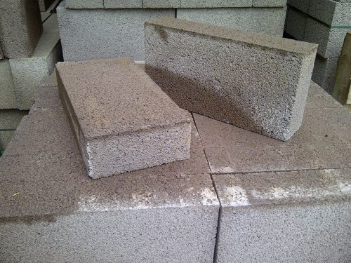 Pack (72) of 100mm Solid Concrete Block
