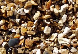 pre-packed bag 10mm Newbury Flint/Shingle