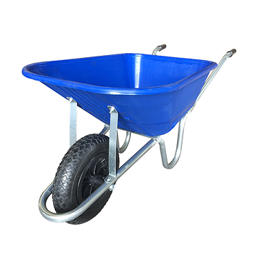 Polypropylene Gardeners Wheelbarrow
